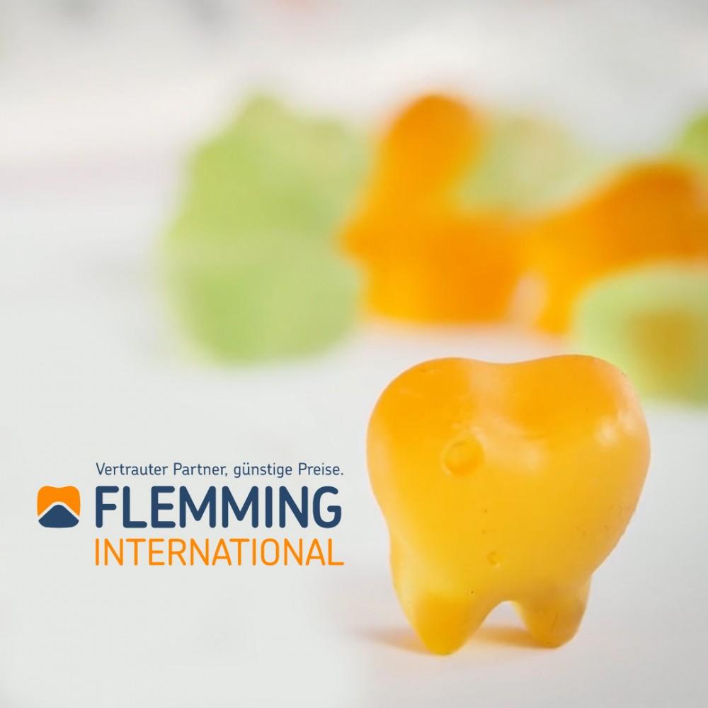 Crossmediale Healthcare Kommunikationskampagne für Flemming International