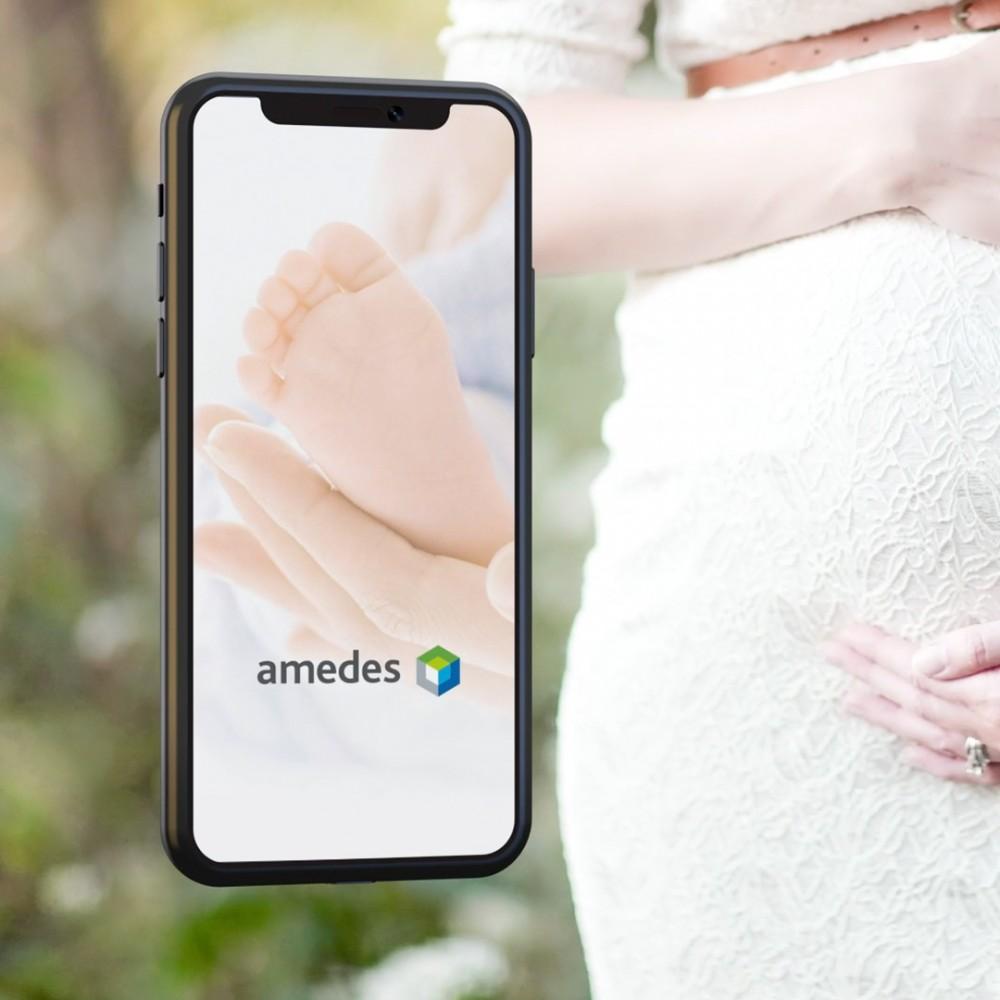 Healthcare App Entwicklung Patienten App amedes