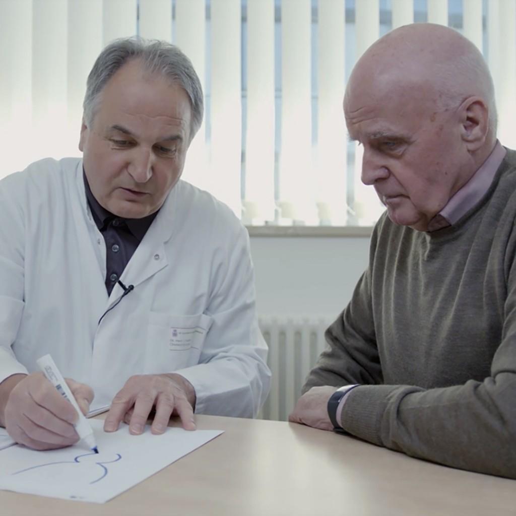Promotionvideo BPH-Behandlung für Olympus Deutschland. Vorteile der innovativen transurethralen PLASMA-Therapie für Patienten