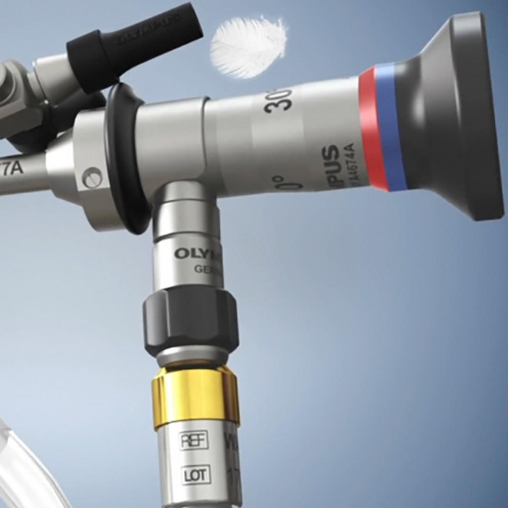 3D-animierter Produktfilm Medizintechnik. Outpatient Hysteroscopy von Olympus Surgical Technologies Europe