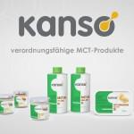 """Promotionskampagne zur Einführung der Medical Nutrition Marke """"Kanso"""""""